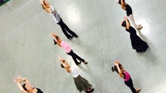 floor-dance