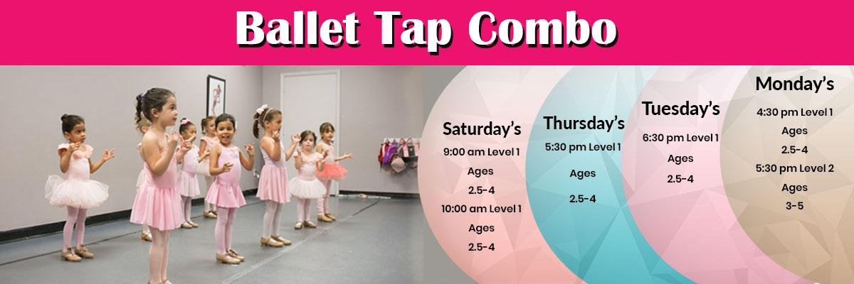 Ballet Tap Combo
