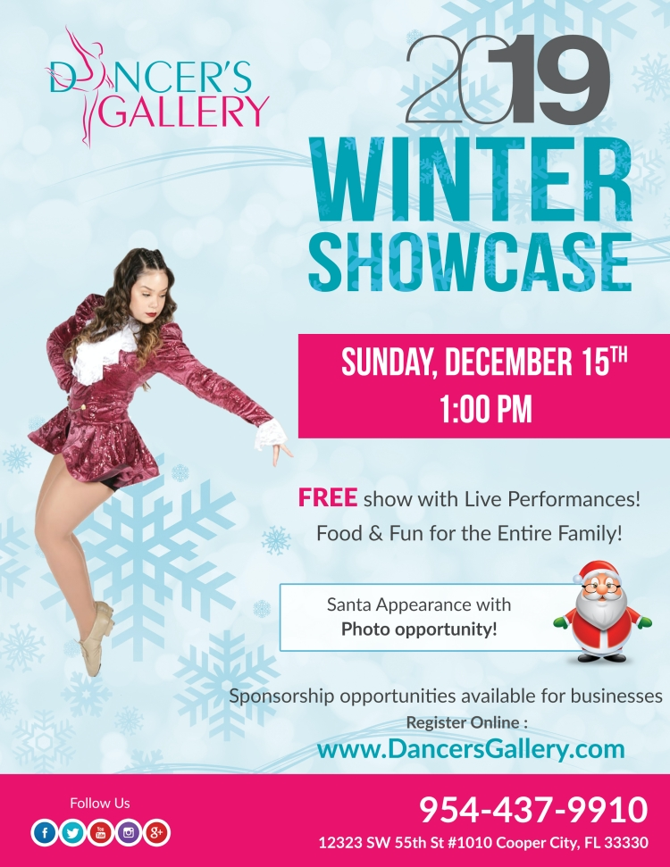 Winter Showcase-2019