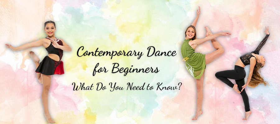 Contemporary Dance for Beginners What Do You Need to Know